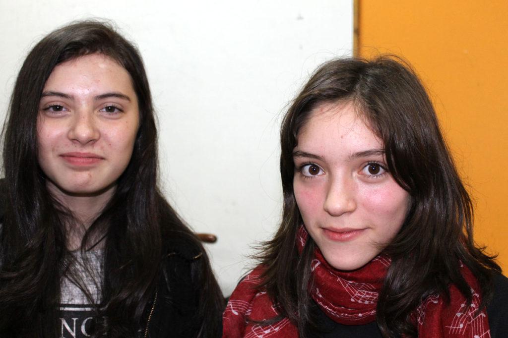 Gabriela Torres, Amanda Ramírez